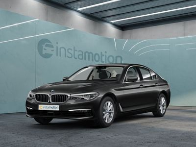 gebraucht BMW 520 520 i EU6d-T Aut LED Navi Temp Klima PDC Park-Assistent