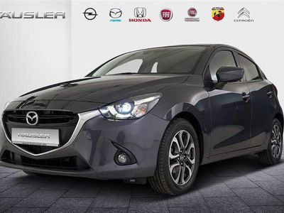 gebraucht Mazda 2 NAKAMA 1.5 SKYACTIV-G 90 LED Scheinwerfer Klimaaut