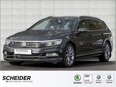gebraucht VW Passat Variant 4M 2.0 TSI DSG 2x R Line Leder LED Navi