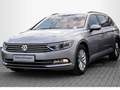 gebraucht VW Passat Variant 2.0TDI DSG CL NAVI AHK