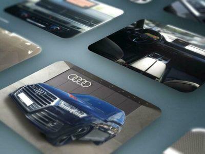gebraucht Audi SQ7 Matrix Standheizung Stadt Tour Parken HuD Bose