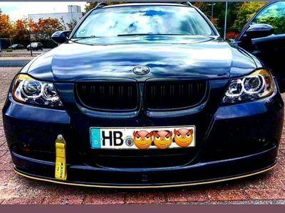 gebraucht BMW 318 Gran Turismo D 200PS Vossen AIRRIDE TAUSCHEN ...
