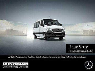 gebraucht Mercedes Sprinter 216 CDI Kombi MR Audio 15 Standheizung