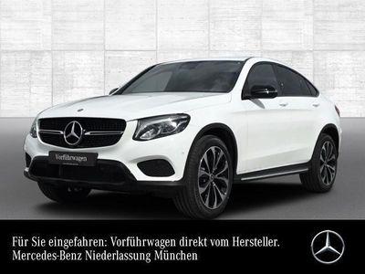 gebraucht Mercedes GLC250 4M LED AHK Night Keyl-GO Kamera Totwinkel