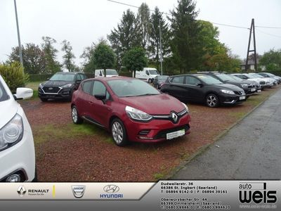 gebraucht Renault Clio IV 0.9 TCe 75 Energy Limited ENERGY, Navi