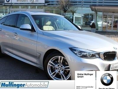 gebraucht BMW 320 Gran Turismo dA. M Sport Leder ACC HUD PanoDach NavP.AHK