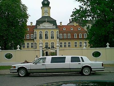 gebraucht Lincoln Town Car Stretch-Limousine