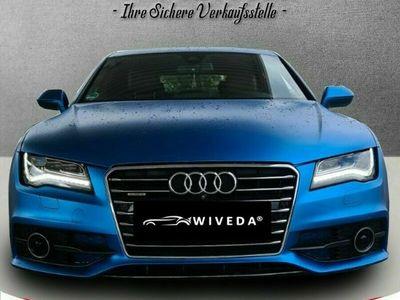 gebraucht Audi A7 Sportback 3.0 TDI quattro S-Line LED~ACC~RFK~
