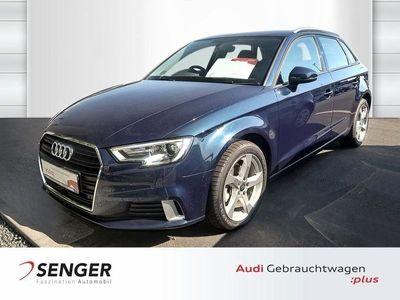 gebraucht Audi A3 Sportback Sport 1,6TDI S-tronic Navi Xenon