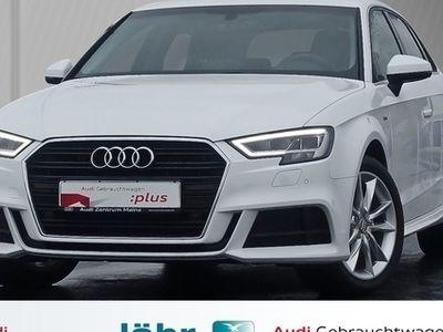 gebraucht Audi A3 Sportback 2.0 TDI S line*Parkpilot*Sitzhzg*