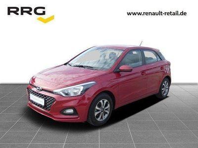 gebraucht Hyundai i20 1.3 Select wenig km!!!