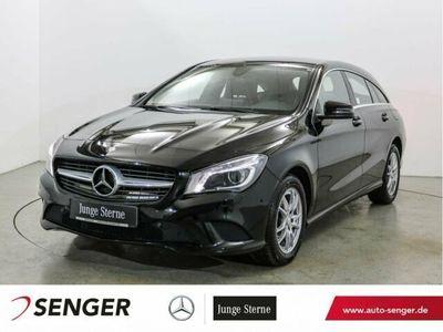 gebraucht Mercedes CLA200 d SB Navi Bi-Xenon Parkassistent Sitzhzg