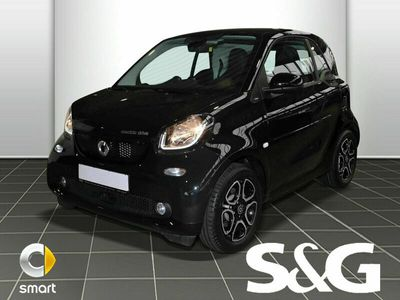 gebraucht Smart ForTwo Electric Drive PRIME Tempomat/Panor.Dach/
