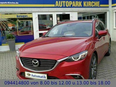 gebraucht Mazda 6 Kombi Kizoku Intense mit AHK Automatic