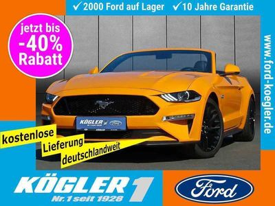 gebraucht Ford Mustang GT Cabrio 5.0 Aut. /Magne-Ride -8%*