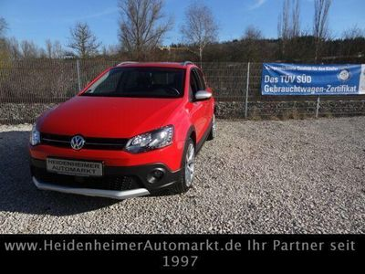 gebraucht VW Polo Cross Polo V BMT/Start-Stopp/Xenon/Automatik