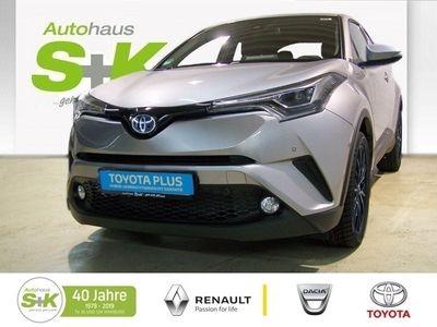 gebraucht Toyota C-HR LOUNGE 5-TüRIG 1,8 HYBRID AUTOMATIK
