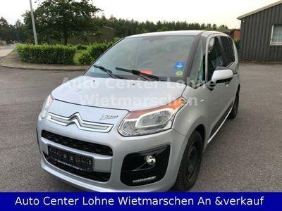 gebraucht Citroën C3 Picasso Tendance BENZIN+GAS 5€100 km