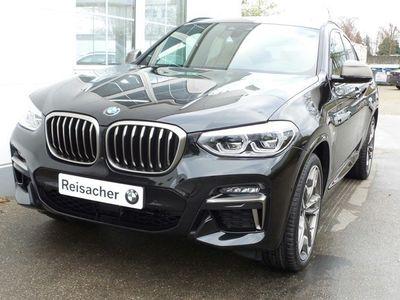 gebraucht BMW X4 M40d A