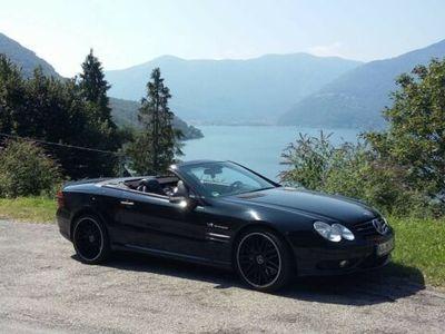 gebraucht Mercedes SL55 AMG Roadster SLAMG 20 Zoll Alufelgen