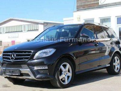 gebraucht Mercedes ML350 CDI BlueTEC AMG-LINE BI-XENON/NAVI/AHK