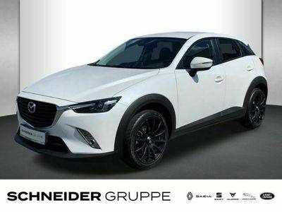 gebraucht Mazda CX-3 Exclusive-Line 2.0 SKYACTIV-G 120 KLIMA DAB