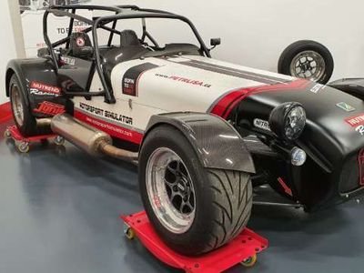 gebraucht Caterham Superlight 485 racing car and street legal!