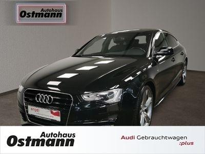 gebraucht Audi A5 Sportback 3.0 TDI quattro S line*Xenon*Navi