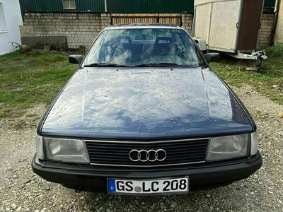 gebraucht Audi 100 Typ 44 Automatik LPG