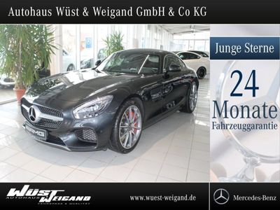 gebraucht Mercedes AMG GT S Coupe Kamera+Comand+AMG Performance DVD
