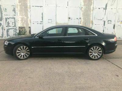 gebraucht Audi A8 3.2 FSI quattro-wenig KM-Luftfahrwerk-Top!!!