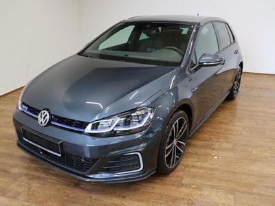 gebraucht VW Golf GTE 1.4 TSI DSG Navi LED Kamera PDC LM Tempo