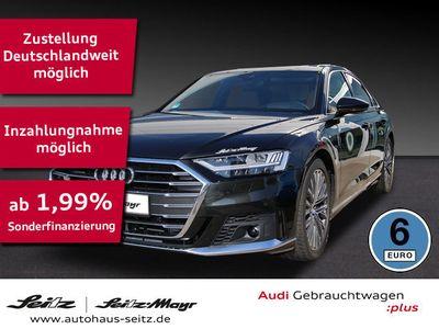 gebraucht Audi A8 50 TDI qu. HD Matrix B&O HuD Stdhzg Panorama