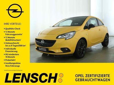 gebraucht Opel Corsa E 1.4 Easytr. Color Edition *IntelliLink*