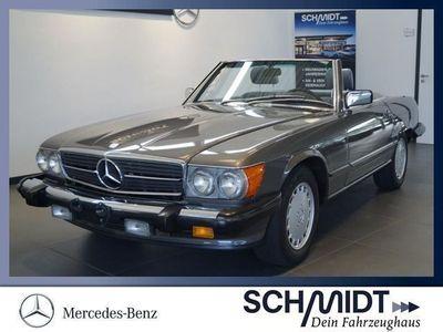 gebraucht Mercedes 560 SL TOP Zustand+Hardtop+Sammlerfahrzeug