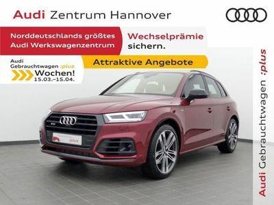 używany Audi SQ5 SQ53.0 TFSI quattro 260 kW (354 PS) tiptronic 8-stufig