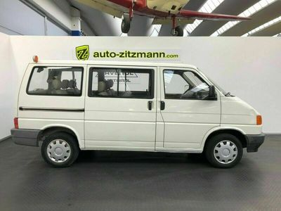 gebraucht VW T4 Caravelle+9 SITZER+AHK+LEDER+
