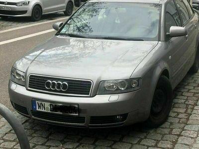 gebraucht Audi A4 zu verkaufen