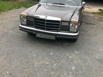 gebraucht Mercedes W114 230.6