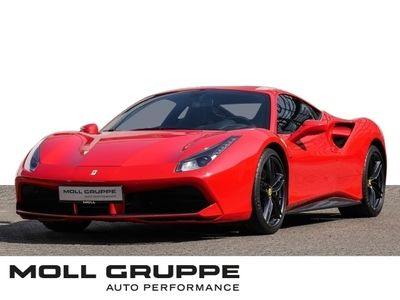 gebraucht Ferrari 488 GTB, Rosso Corsa, JBL, Lift, DAB
