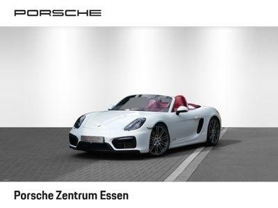 gebraucht Porsche Boxster GTS / LenkradHZG, PDC, SHZ, Bi-Xenon, Bose, Sportfahrwerk