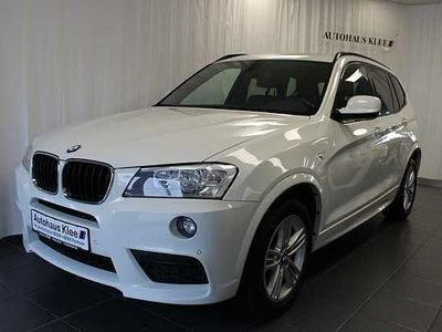 used BMW X3 X3xDrive20d !!TOP AUSSTATTUNG!!