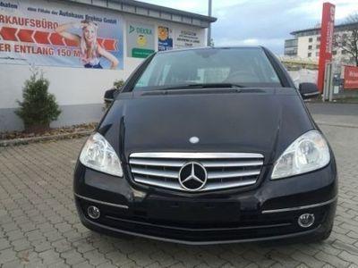 gebraucht Mercedes A180 A-KlasseLeder/Sitzh/ TOP ZUSTAND AVANTGA