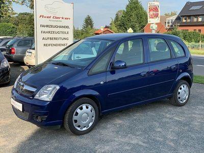 gebraucht Opel Meriva 1.6 Edition TÜV NEU Scheckheft Klima