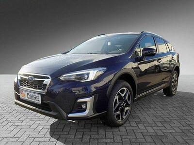 gebraucht Subaru XV 2.0ie Lineartronic Active e-BOXER MY2020 EYE-SIGHT+KLIMAAUT.