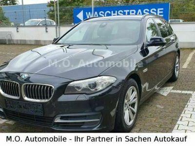 gebraucht BMW 520 d T. Autom.*Euro6 *AHK*NaviXenon*Kamera*HiFi als Kombi in Wesseling ( 5min. bis Köln und 5min. bis Bonn Fahrtzeit)