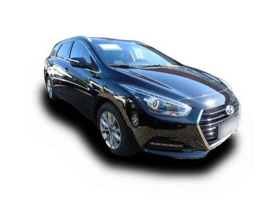 gebraucht Hyundai i40 Kombi blue 1.6 Trend *CarPlay* NAVI*