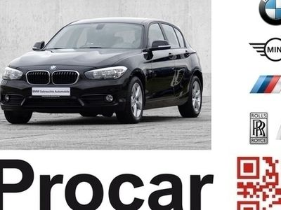 käytetty BMW 116 d 5-Türer Sport Line