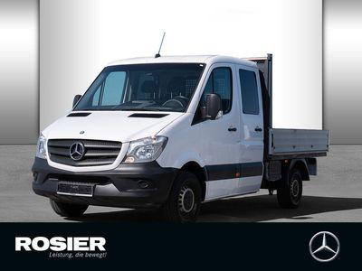 gebraucht Mercedes Sprinter II 316 CDI L2 AHK Servo ZV AHK el. Spie