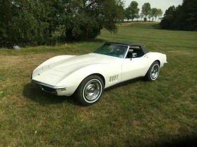 gebraucht Corvette C3 Cabrio Schaltgetriebe 1968 Mat...